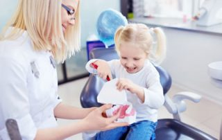 Childs First Visit to Dentist - Shelby Twp., MI