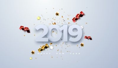 Welcome 2019 with a Smile – 5 New Year Resolutions for Healthier Teeth