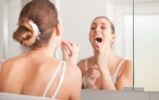 Preventing Oral Health Problems in Women