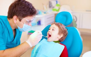 Help Build Healthy Smiles During National Children's Dental Health Month