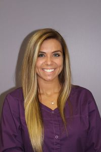 HPS Dental Hygienist - Samantha